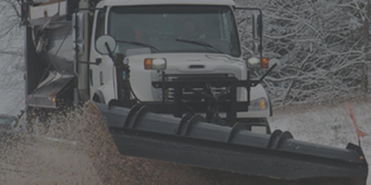 TxDOT limpiará la nieve a lo largo del muro de concreto en la carretera 87 y la I-27 en Canyon