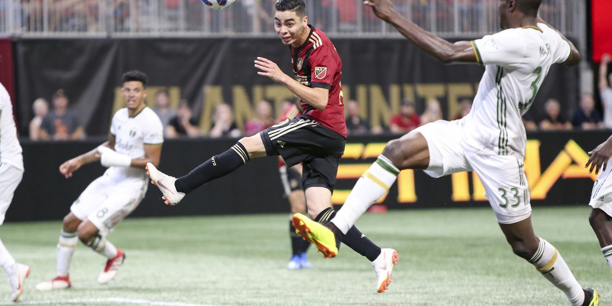 Atlanta goes for a rare sports title in MLS Cup final