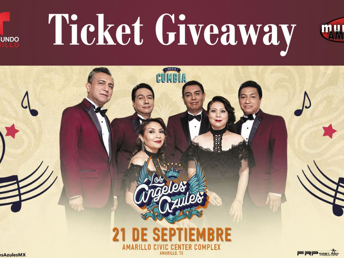 Los Angeles Azules Ticket Giveaway