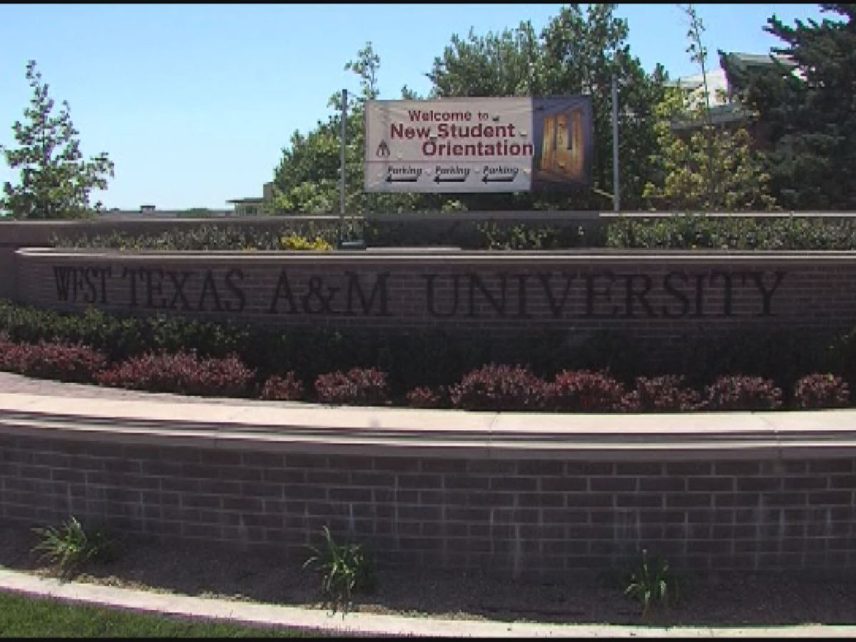 Universidad West Texas A&M anuncia programa de doble admisión para estudiantes