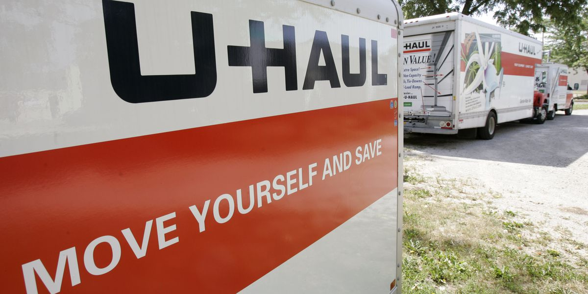 Police: 3 kids found locked in back of U-Haul carrying drugs