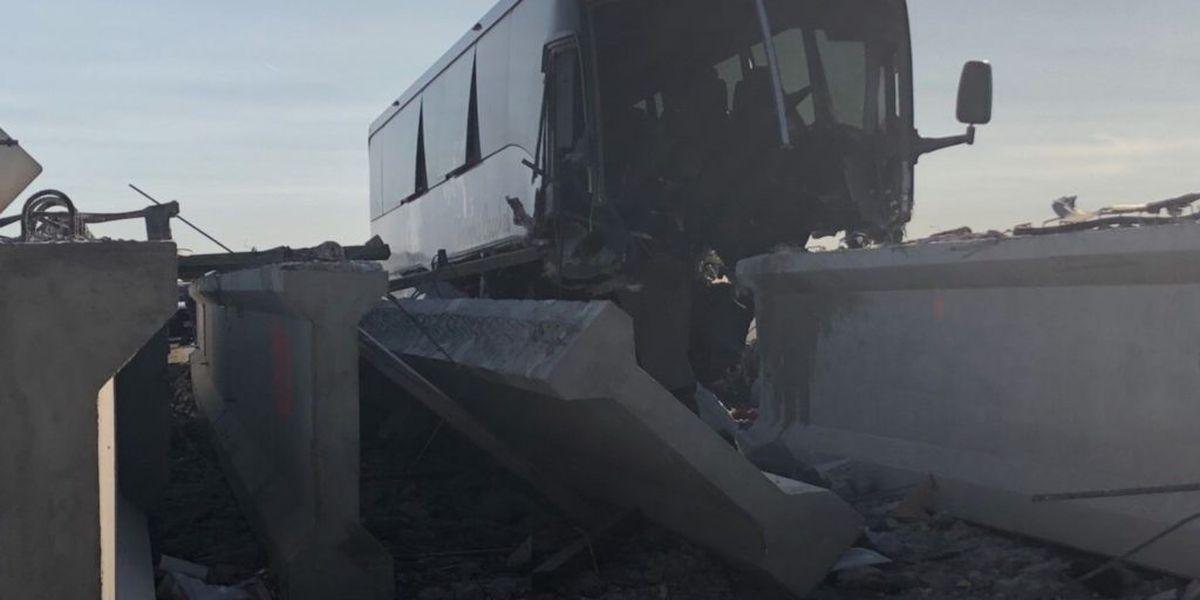Demanda por lesiones personales presentada contra la compañía de autobuses chárter después de accidente fatal cerca de Vega, Texas