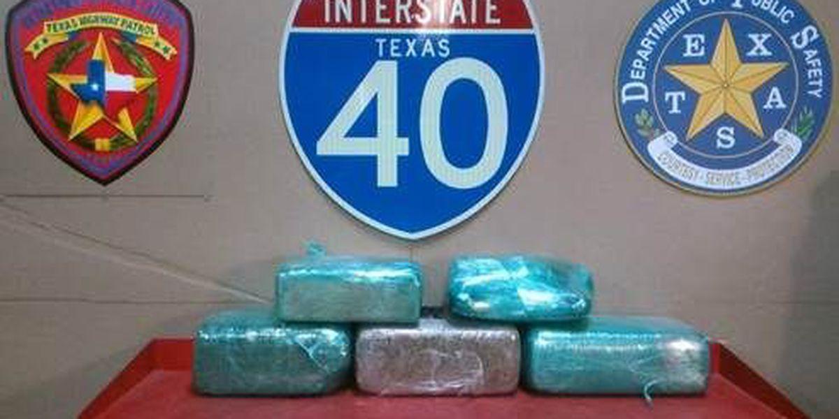Incautan drogas en el condado Conway
