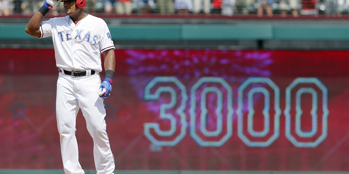 Rangers' Adrian Beltre retires after 21 seasons, 3,166 hits