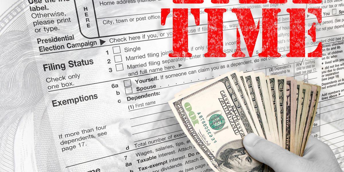 Varios contribuyentes de Amarillo aún no han recibido su reembolso de impuestos del IRS