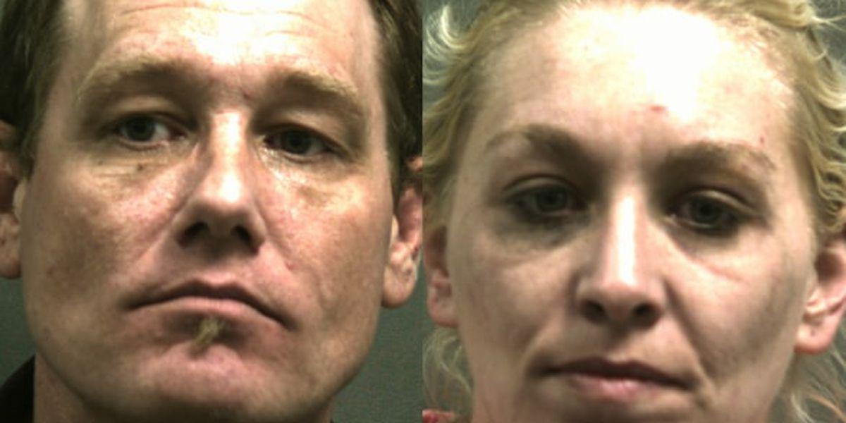Pareja arrestada por secuestro después de enfrentamiento en el condado Randall