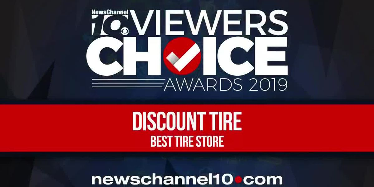 VIEWERS CHOICE AWARDS: DISCOUNT TRIRE wins BEST TIRE STORE