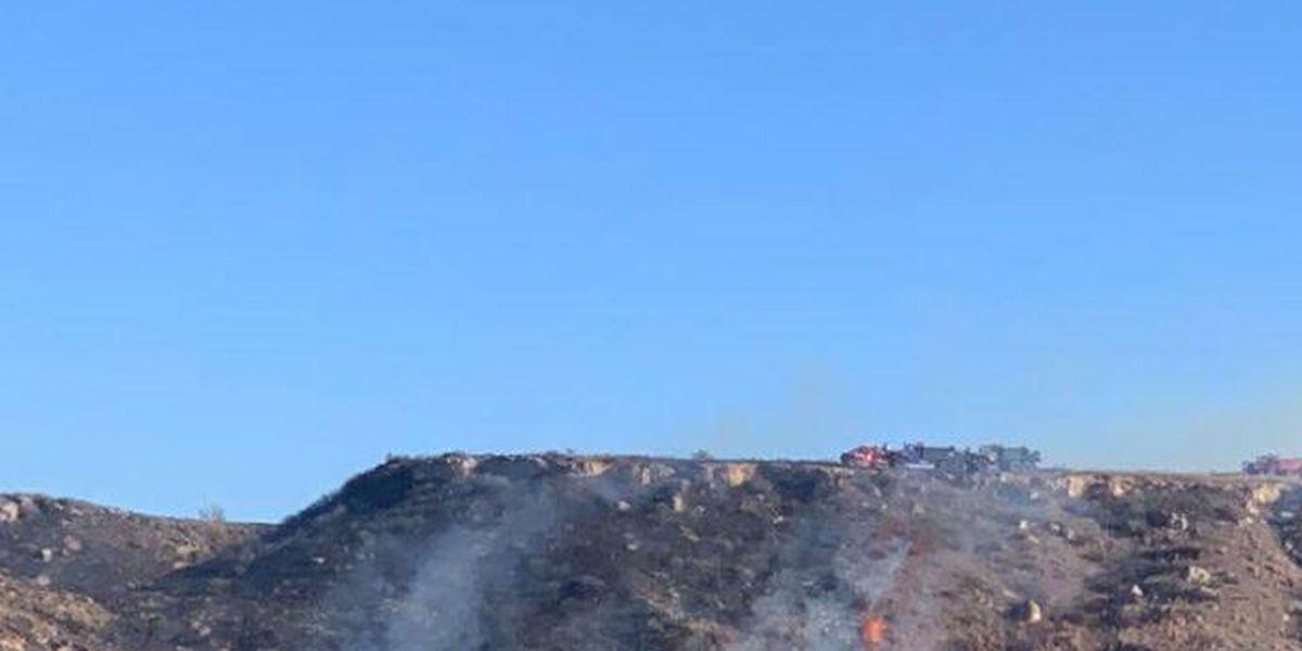 Incendio en Dalhart Cattle Feeders controlado