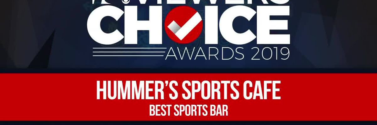 VIEWERS CHOICE AWARDS: Hummer's Sports Cafe wins Best Sports Bar