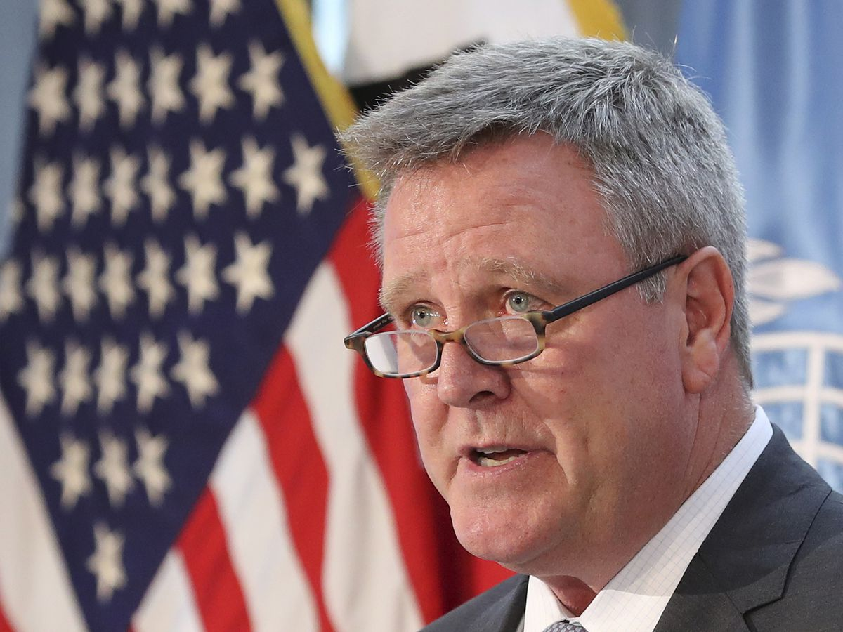 Senators ask FBI to investigate Blackmun for lying to panel
