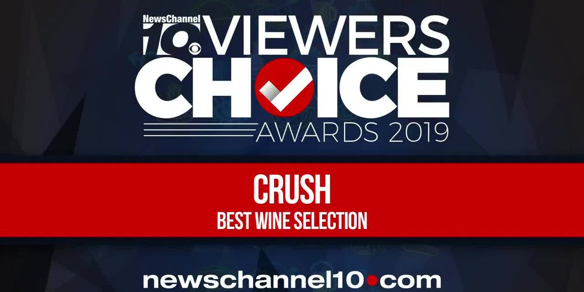 VIEWERS CHOICE AWARDS: Crush wins Best Wine Selection