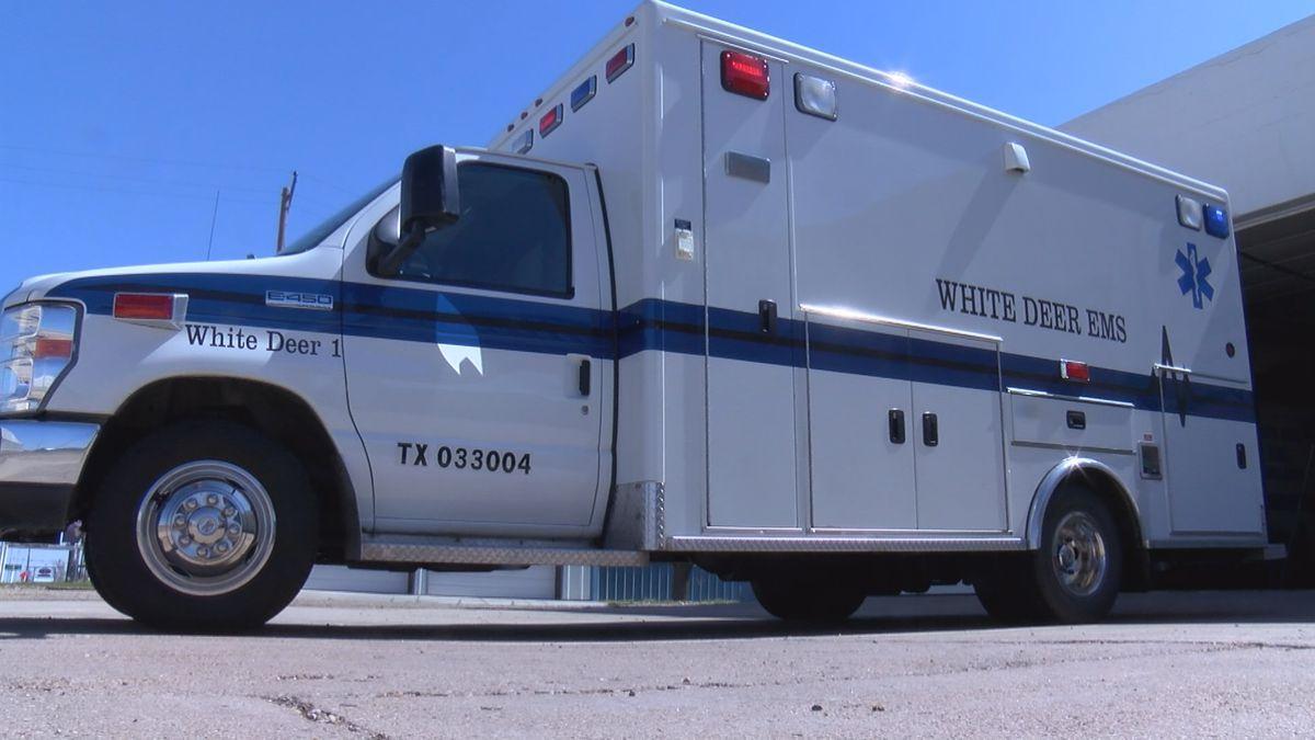 Servicios de emergencias médicas de White Deer ahora son servicio avanzado de soporte vital