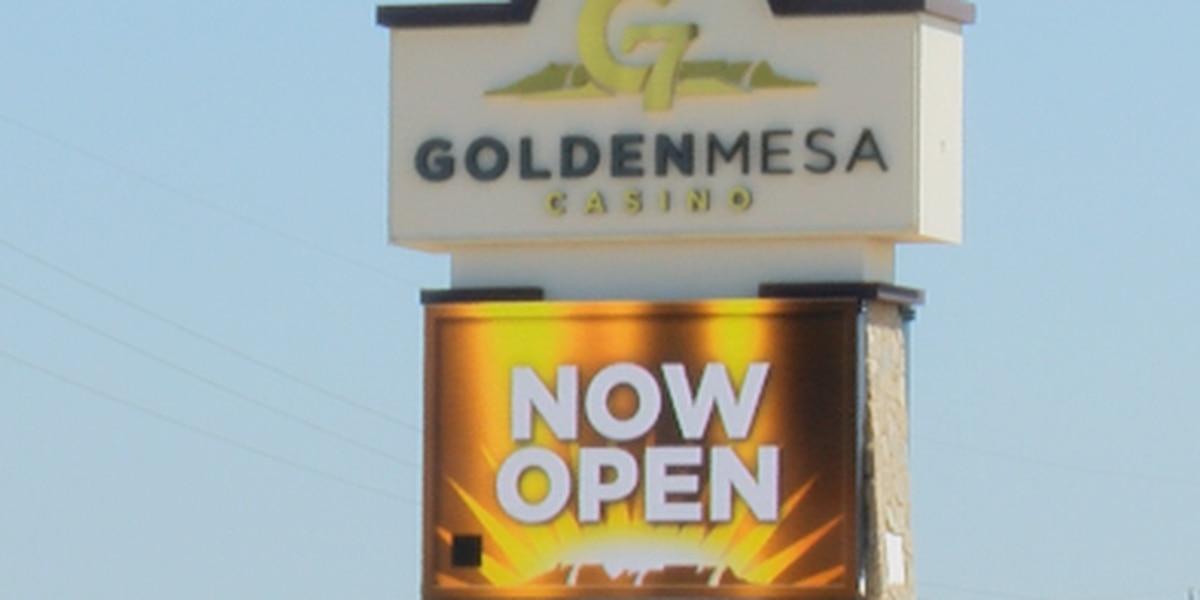 Celebración de apertura de casino Golden Mesa en Guymon