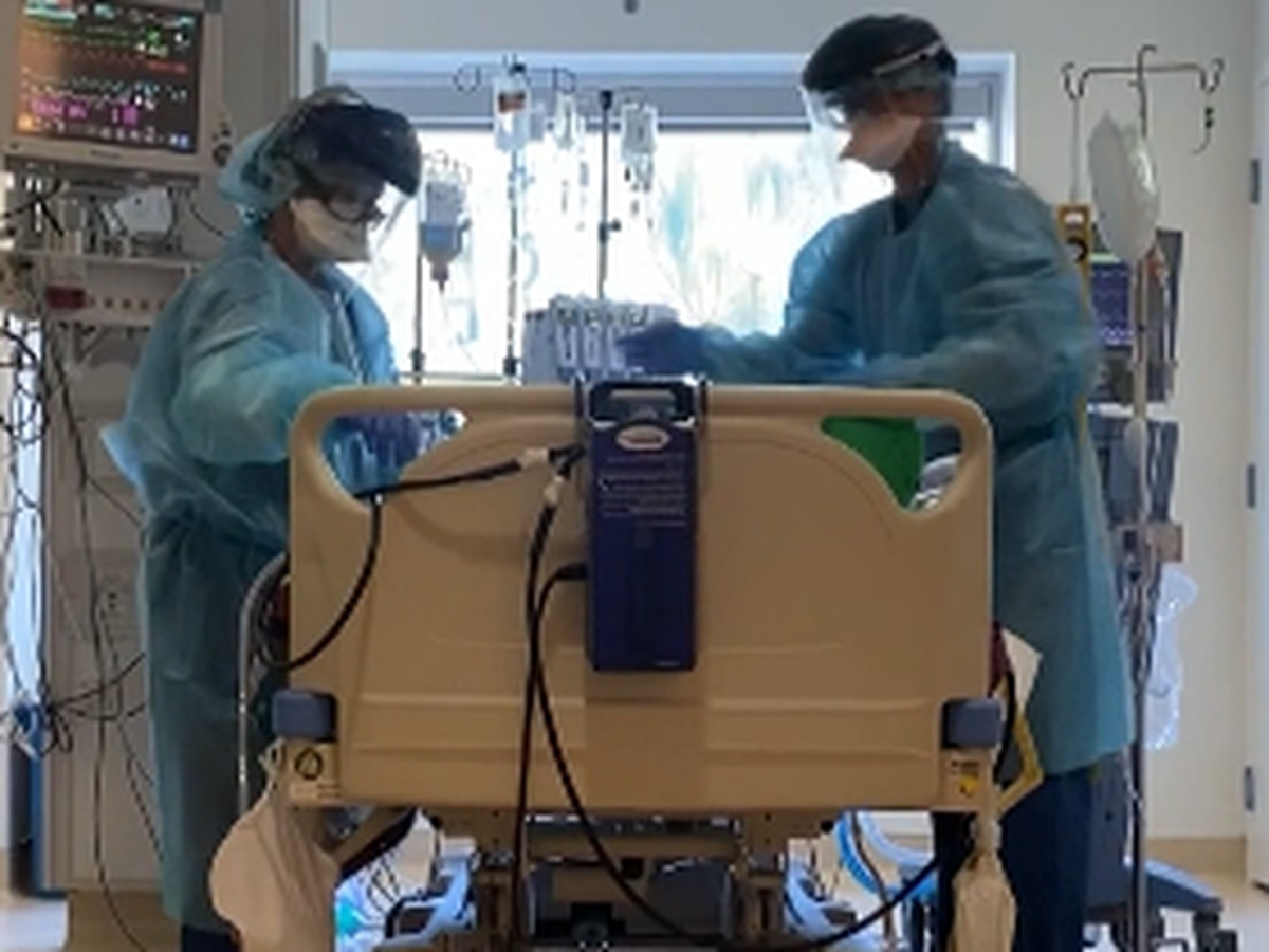 Hospitales de Amarillo toman decisiones por posible exceso de capacidad