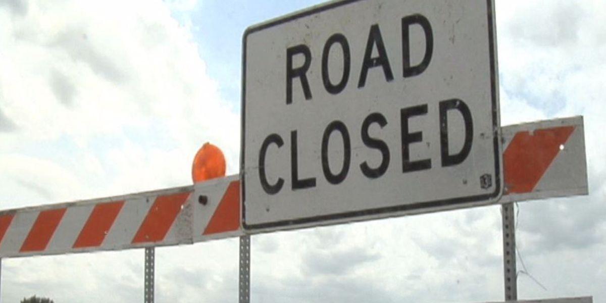 Retrasos en Legend Avenue entre Soncy y West Point Drive para la próxima semana