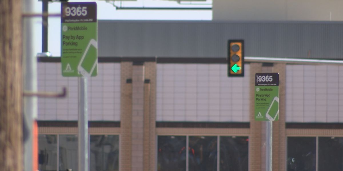 Requisito de estacionamiento pagado en el centro de la Ciudad de Amarillo se reanudará la próxima semana