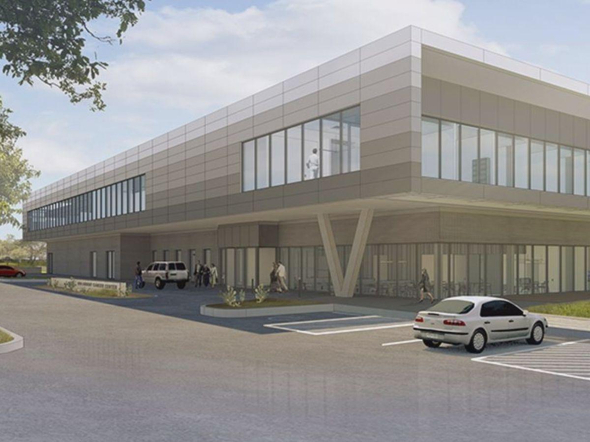 BSA Harrington Cancer Center abre una nueva ubicación frente a BSA