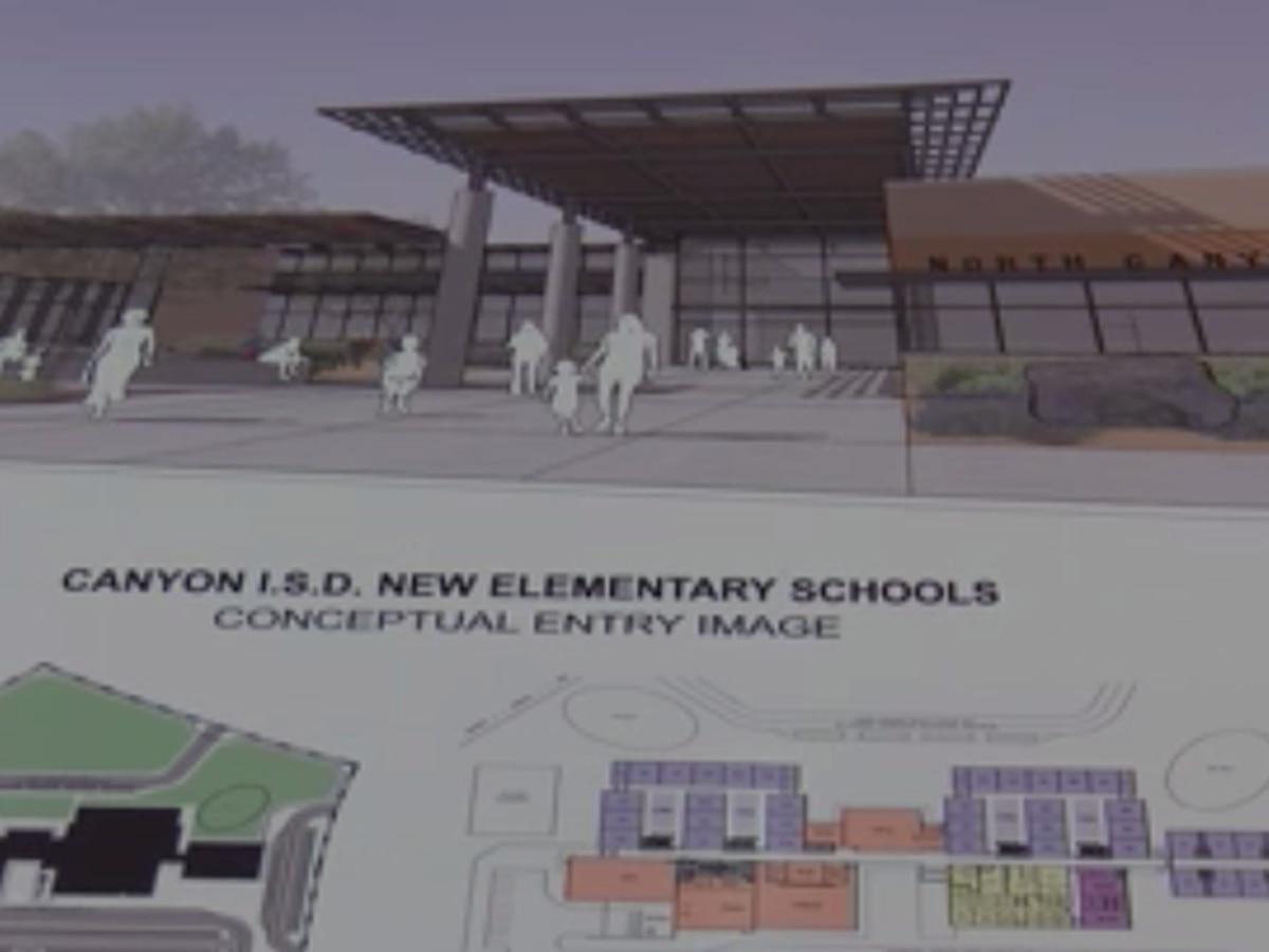 Distrito escolar de Canyon en proceso de diseño de 3 escuelas nuevas