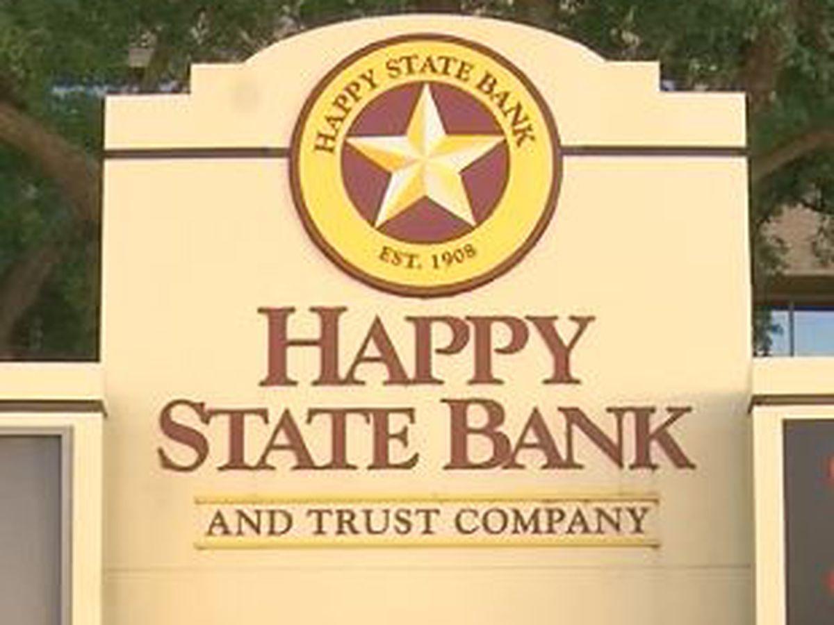 Happy State Bank acepta solicitudes de préstamos para pequeñas empresas
