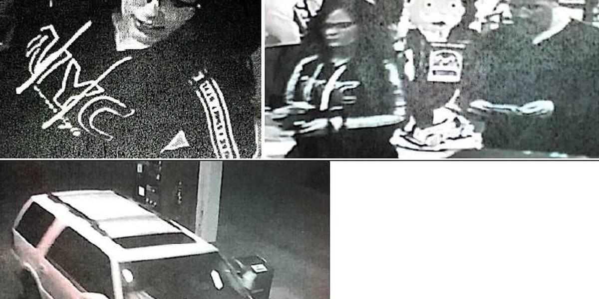 Policía de Amarillo solicita ayuda para identificar a 2 sospechosos quienes usaron un cheque falso