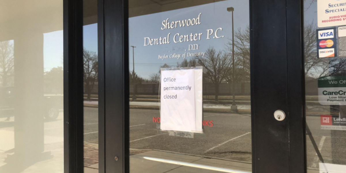 El cierre del Centro Dental Sherwood sin previo aviso deja a los clientes enojados y confundidos