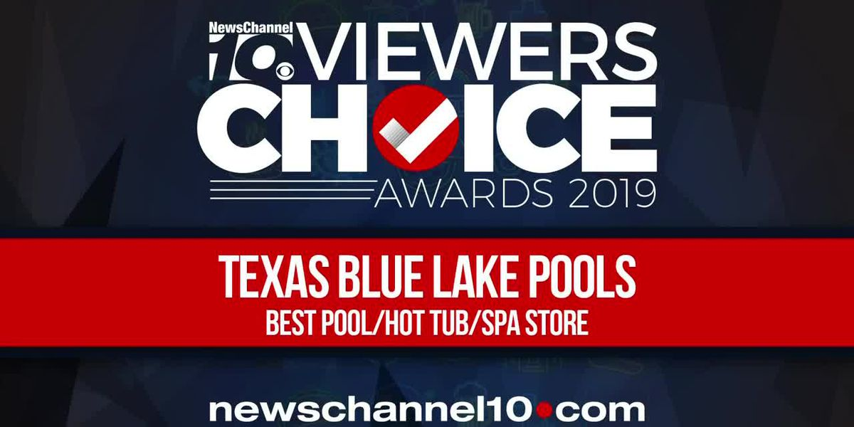 VIEWERS CHOICE AWARDS: Texas Blue Lake Pools wins Best Pool/Hot Tub/Spa Store