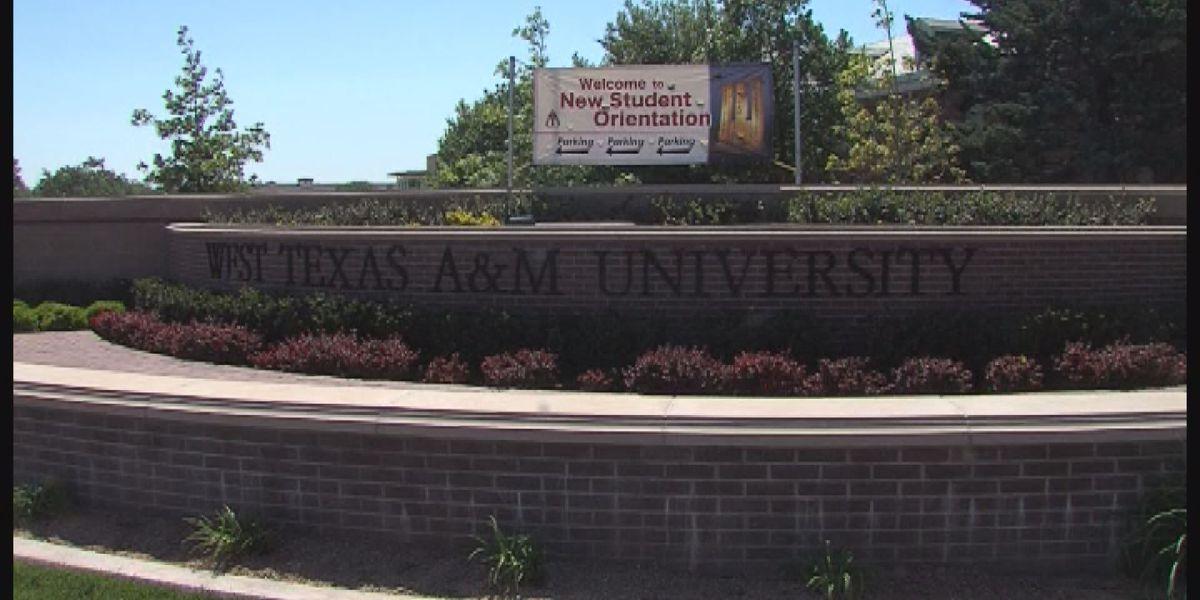 Tasas de inscripcciones para Universidad West Texas A&M y Colegio de Amarillo por encima de promedio nacional