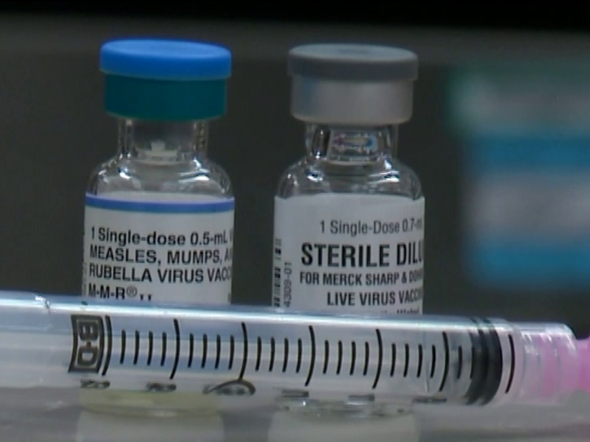 Measles cases grow to 1,109 in 28 states
