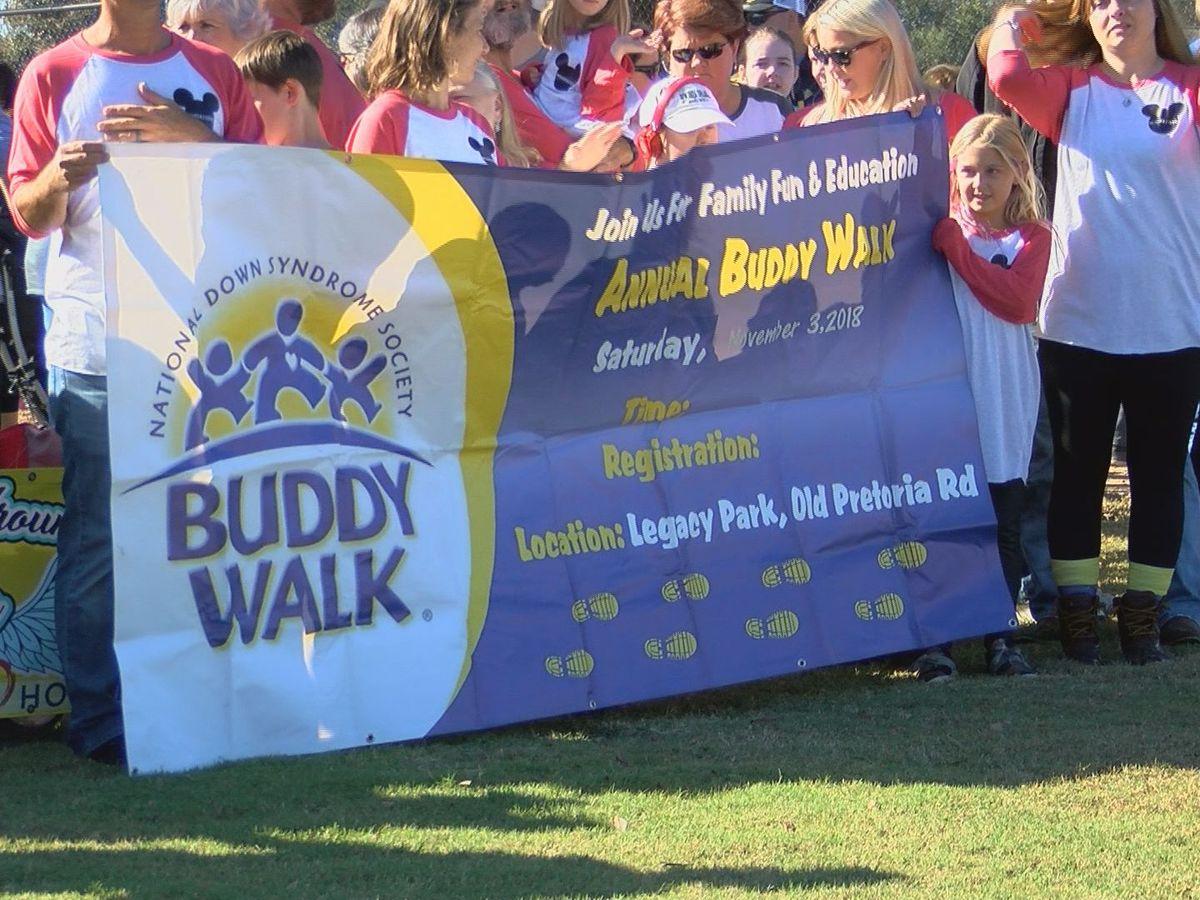 Caminata anual de síndrome de down en Amarillo este fin de semana