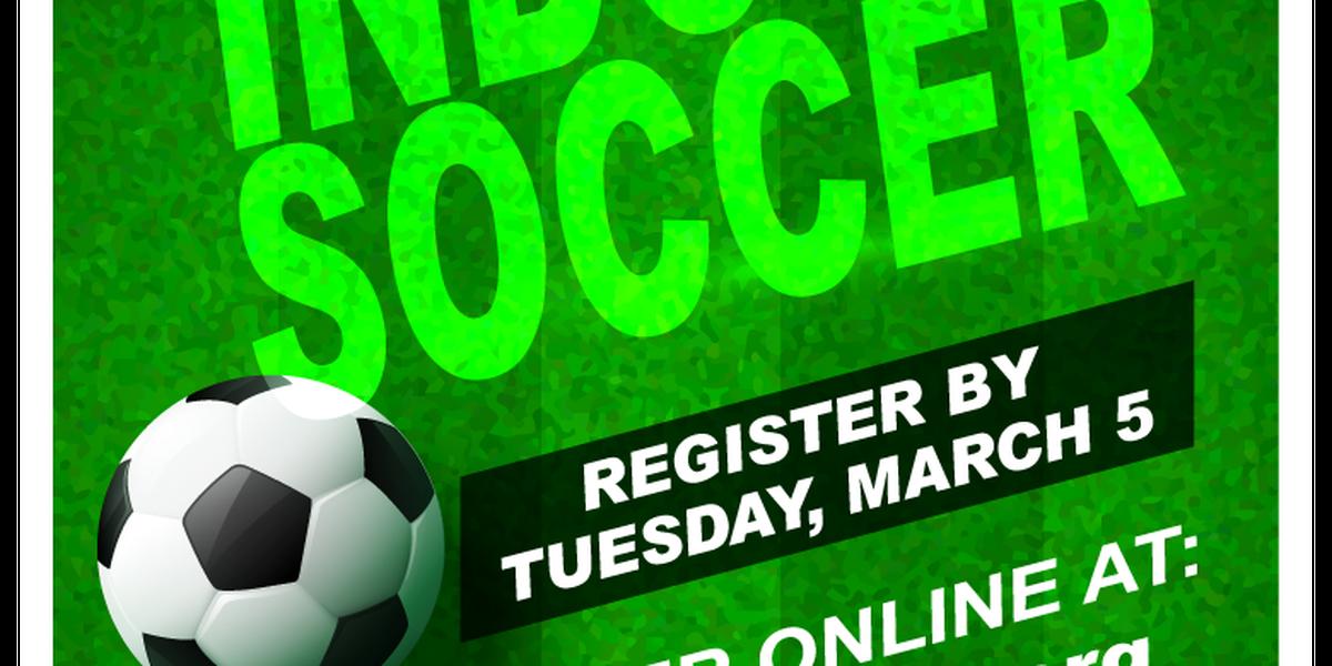 Inscripciones abiertas para fútbol de primavera por parte de Kids Inc.