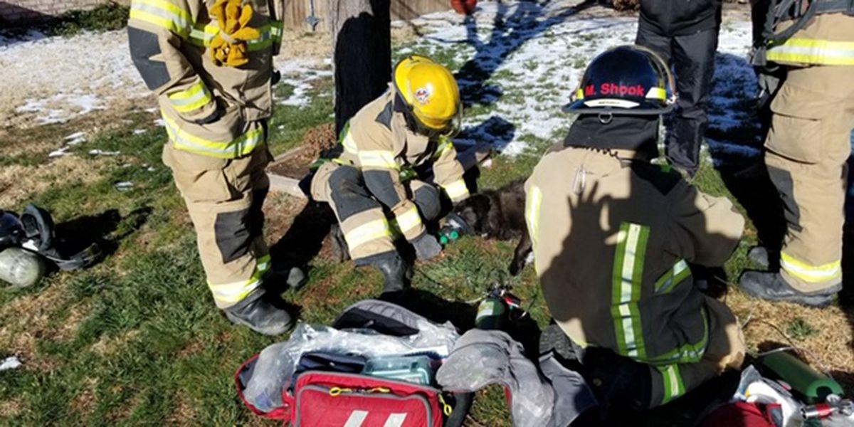 Incendio de hogar en Amarillo causa miles de dólares en daños