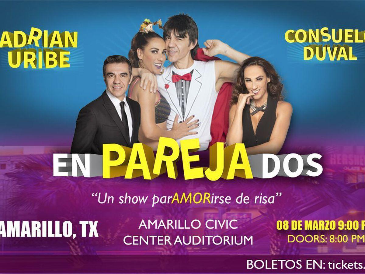 Enparejados Adrian Uribe & Consuelo Duval