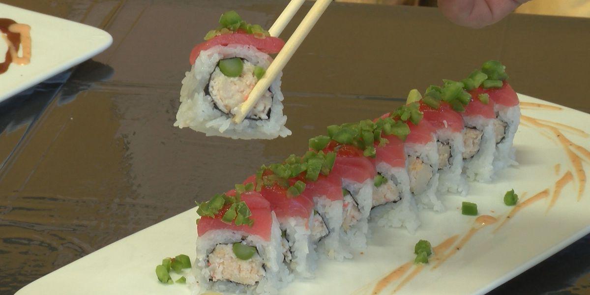 Nuevos negocios en Amarillo: Restaurante de pizza, restaurante Japonés y restaurante de steak