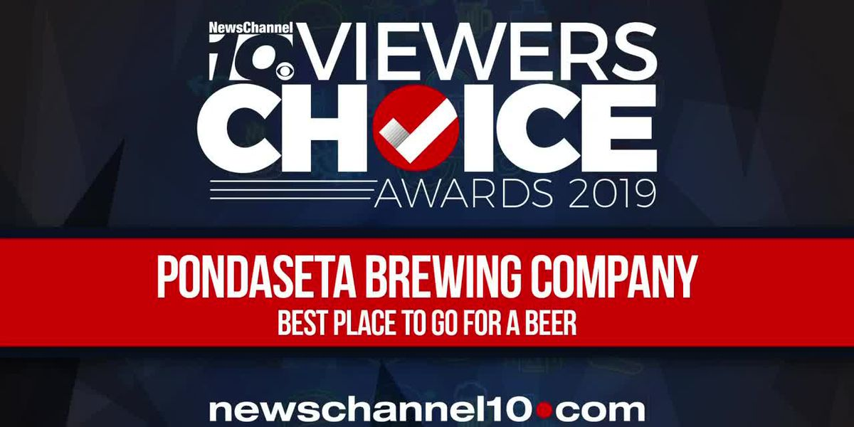 VIEWERS CHOICE AWARDS: Pondaseta Brewing Company wins Best Place to Go for a Beer