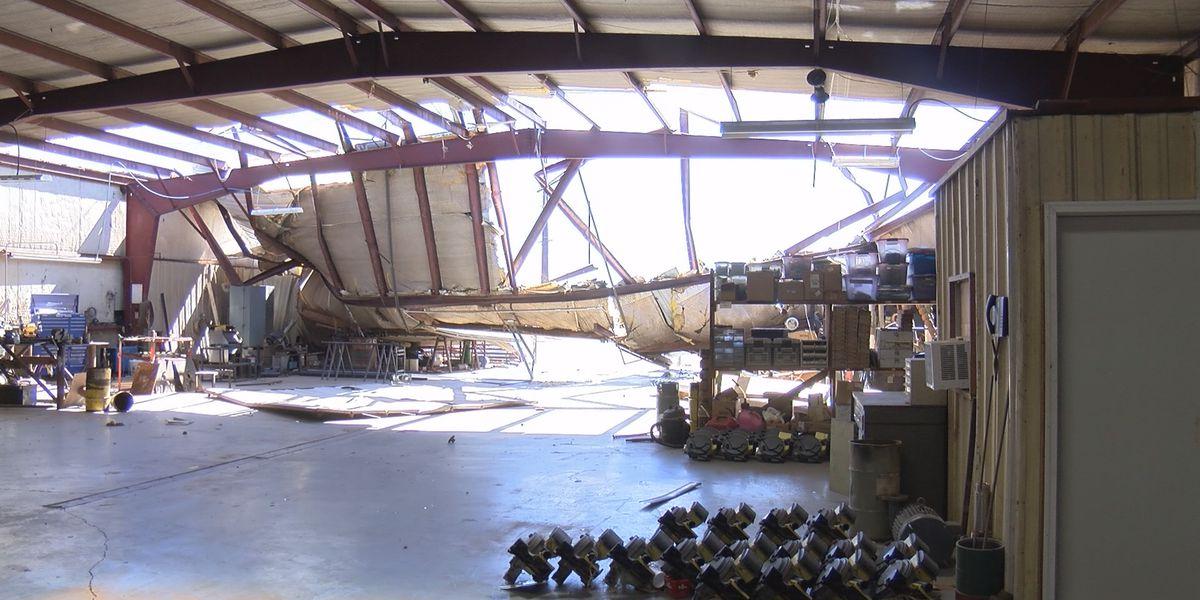 Actualización de apagones por fuertes vientos en el Panhandle de Texas