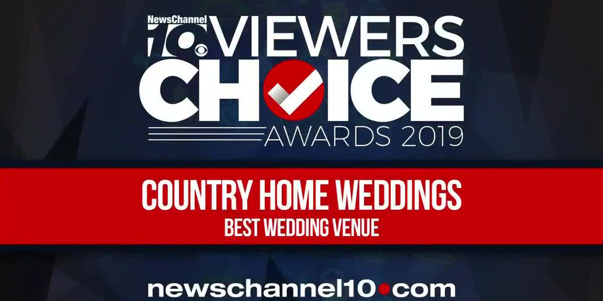 VIEWERS CHOICE AWARDS: Country Home Weddings wins Best Wedding Venue