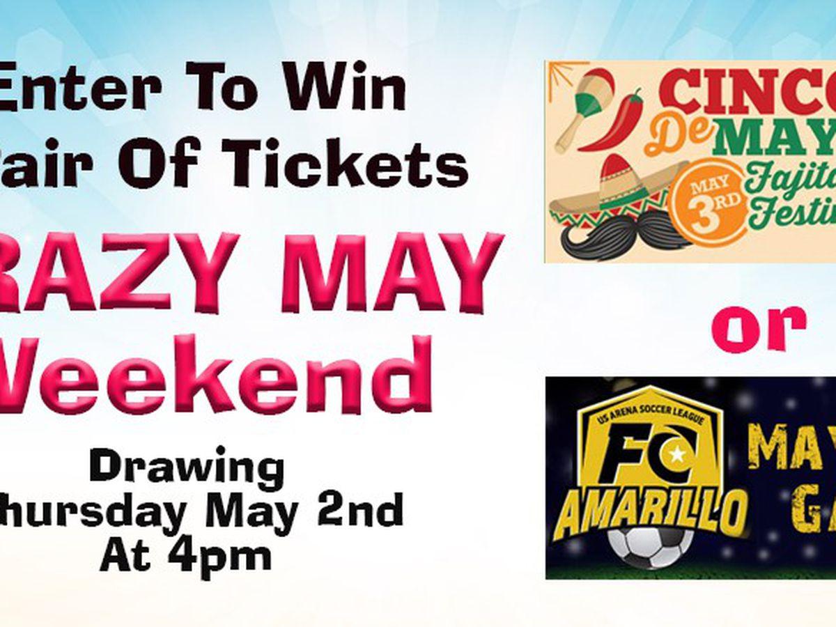 Crazy May Weekend
