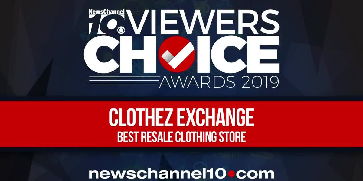 VIEWERS CHOICE AWARDS: Clothez Exchange wins Best Resale Clothing Store