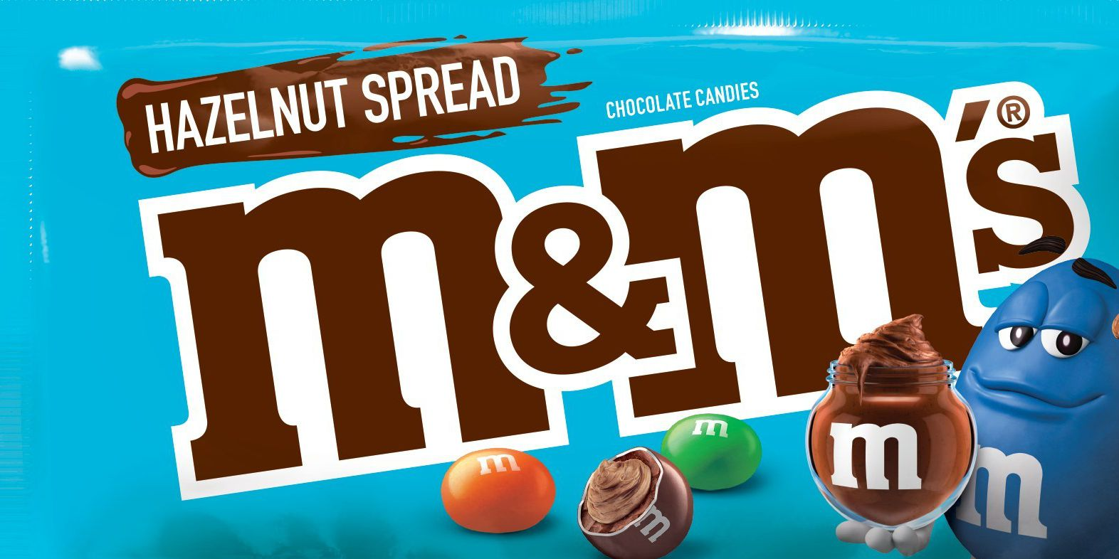 Hazelnut spread M&M's are just about out, but you can win them early