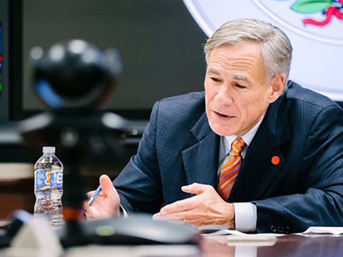 El gobernador Abbott aumenta los recursos estatales a Amarillo y Lubbock para apoyar la respuesta al COVID-19