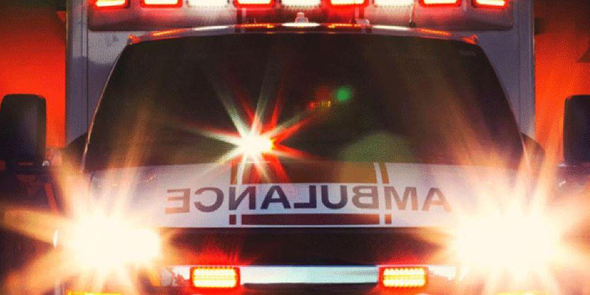 1 hombre muerto después de choque involucrando motocicleta