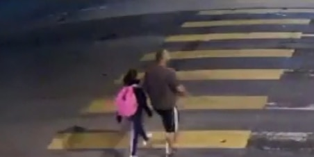 'I'm not a hero, I'm just a dad': Father risks life to save daughter from oncoming car