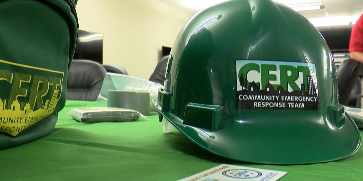 Equipo de respuesta de emergencia de la comunidad de Amarillo se prepara para desastres potenciales