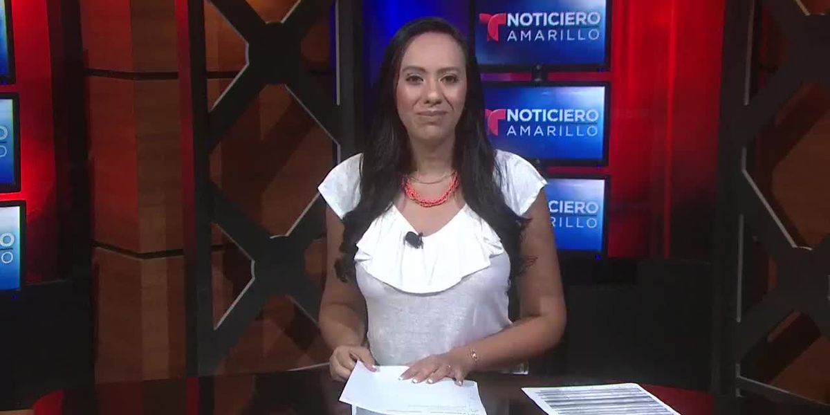 Noticiero Telemundo Amarillo 5pm- Agosto 12