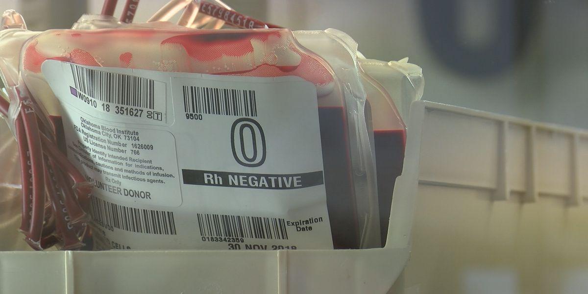 Centro de sangre Coffee Memorial en necesidad urgente de donaciones