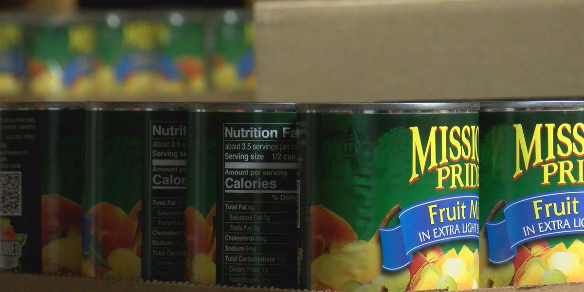 Fundación Darden dona $3,000 a banco de alimentos High Plains