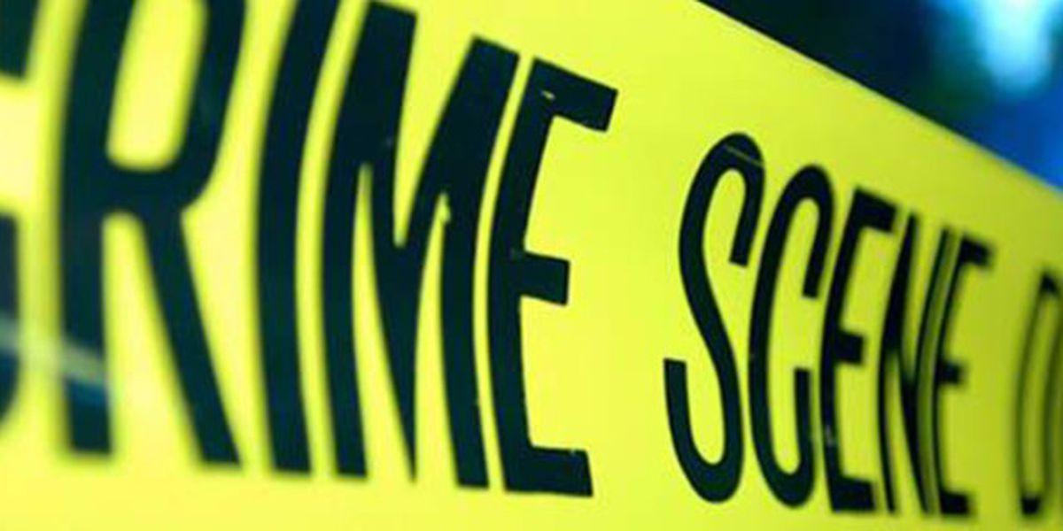 Patrulleros de Texas investigando cuerpo encontrado en condado Hutchinson
